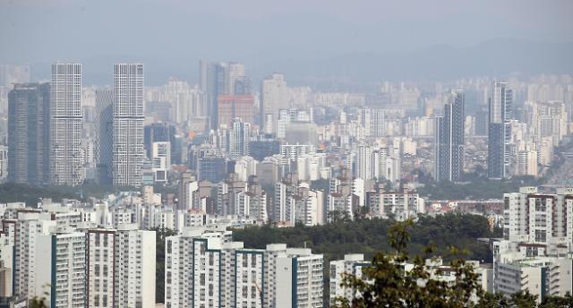韩工薪族买房难度升级! 首尔中小户型公寓2年间涨170万元