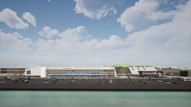 반도건설, 인천 8부두 창고 리모델링…복합시설 상상플랫폼으로