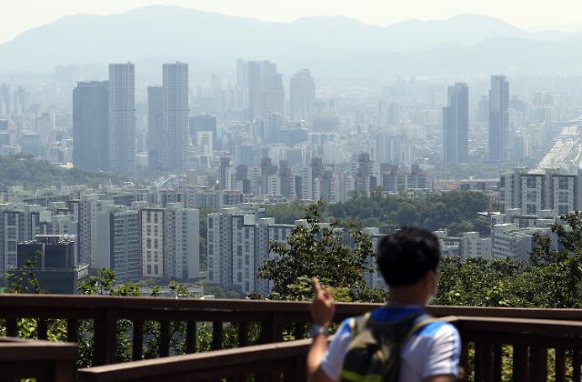 서울 중소형 아파트값 10억 바짝…경기도는 5억 돌파