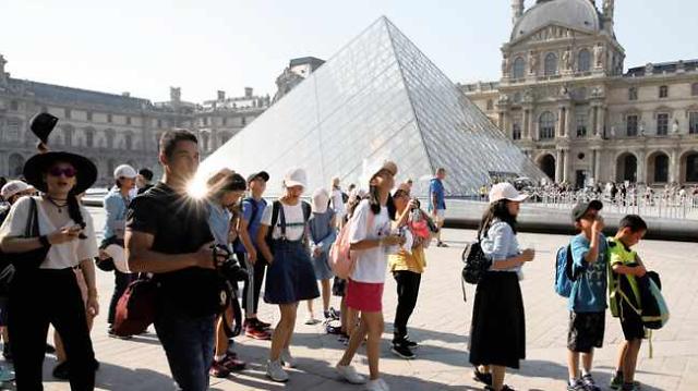 한국인, 백신만 맞으면 여행 OK...프랑스, 9일부터 외국인 관광 재개
