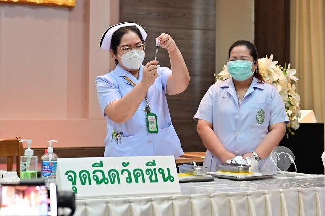 백신 외교 가열…중국, 태국에 또 50만회분 기증