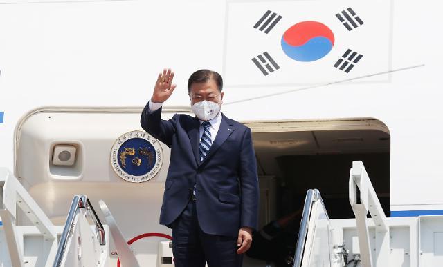 [미리 보는 G7 정상회의] 바이든·스가 만나는 文...관전포인트 셋