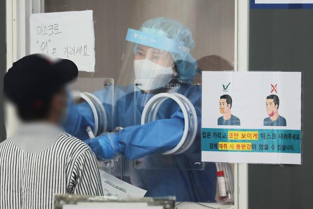 [코로나19] 서울 확진자 지난주 일평균 201.7명 발생