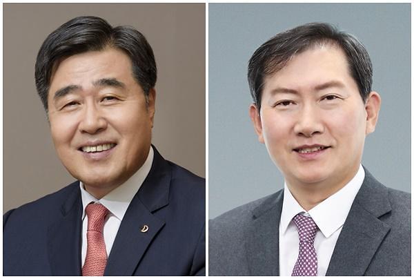 대우건설, 김형·정항기 각자대표 체제…매각 대응 본격화