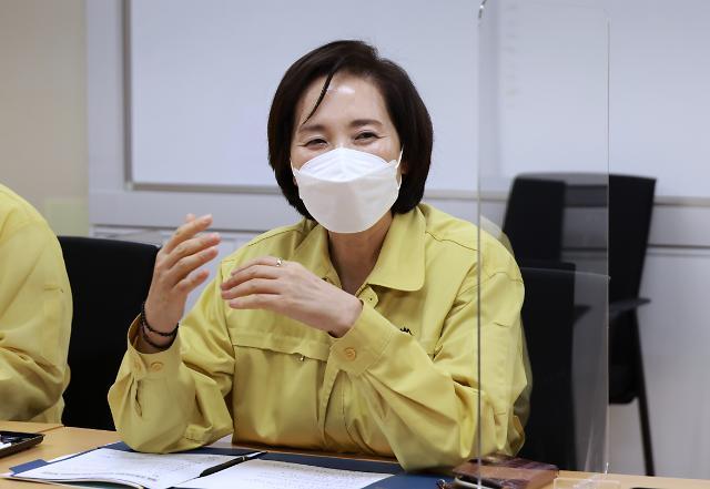 유은혜 오늘 학교장들 간담회…2학기 전면등교 의견 청취