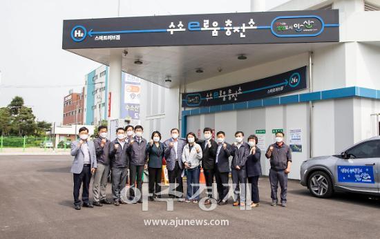 안산시의회 의원, 행정사무감사 현장활동 펼쳐