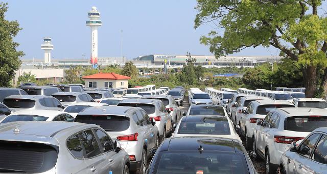 疫情下济州岛成韩民众出游首选 当地租车行业笑开花