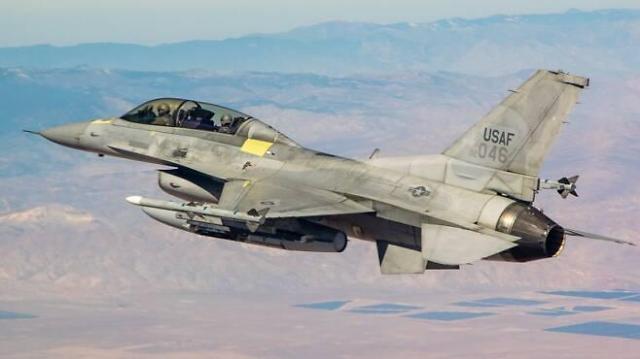 공군 여중사 사망 20전비, KF-16 전투기 사고 발생