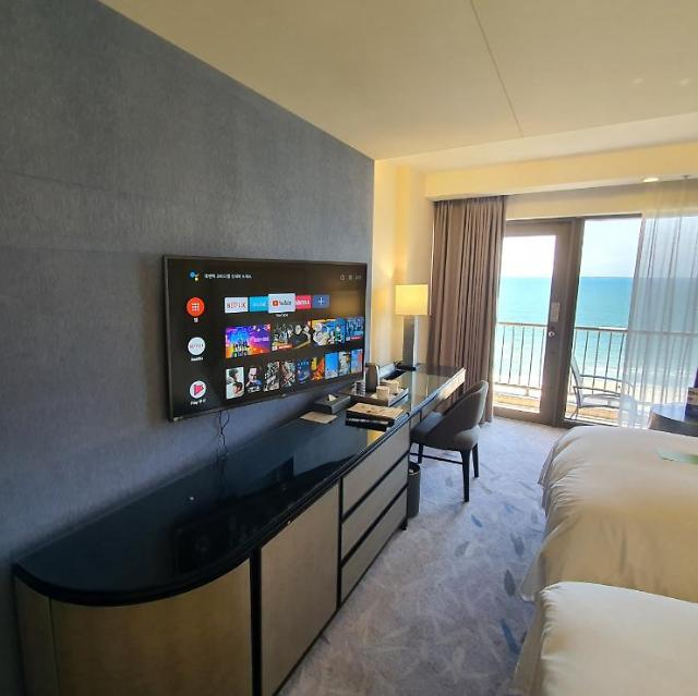 OTT 보며 호캉스 즐겨볼까…딜라이브 OTTv, 국내 주요 호텔 공급