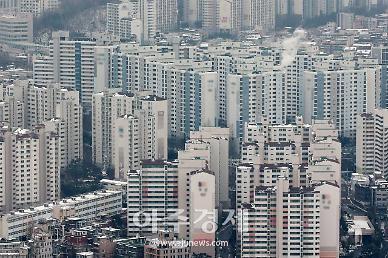 [서민아파트 실종]중위소득 가구, 대출로 살 수 있는 서울 아파트 5.6% 불과