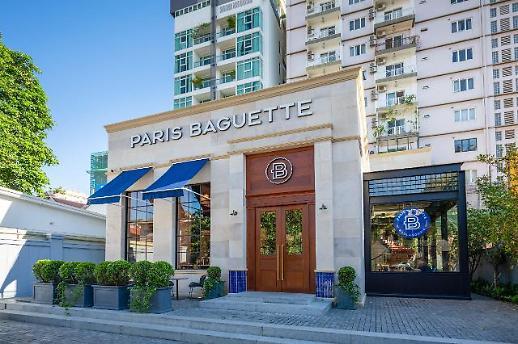 巴黎贝甜柬埔寨一号店开业