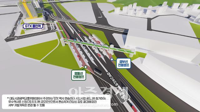 용인시, 고속도로-GTX 용인역 환승 체계 구축 타당성 용역 착수