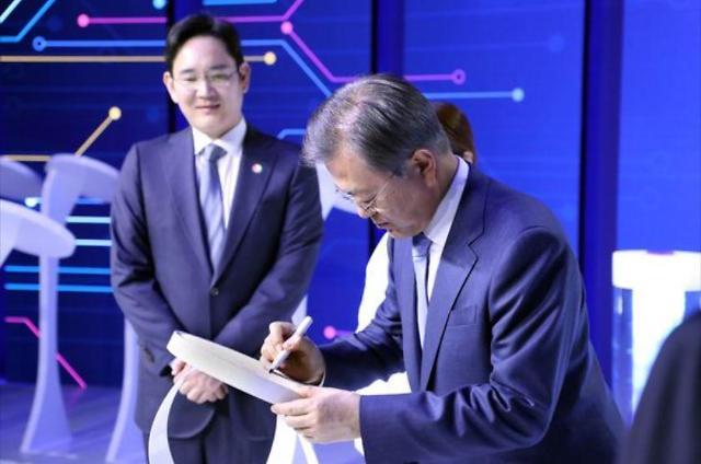 """""""멈추면 미래 없다"""" JY '소재 국산화' 집념, 결실 맺다"""