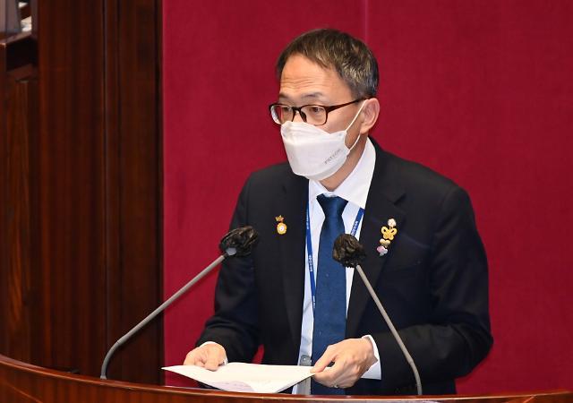 """박주민 """"국민의힘, 머리 쓰지 말고 권익위에 전수조사 의뢰하길"""""""