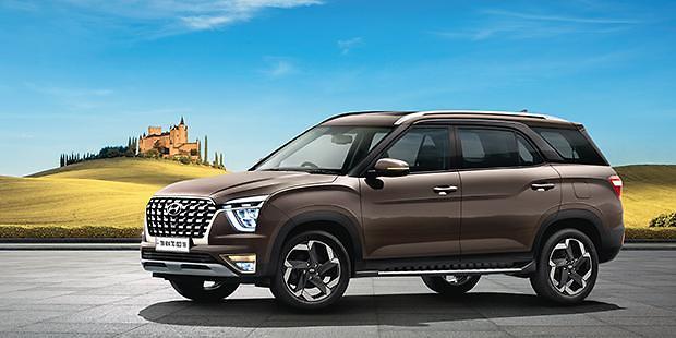 [NNA] 현대車 인도법인, 고급SUV 알카사르 예약개시