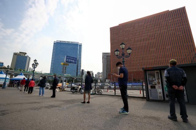 韩国新增611例新冠确诊病例 累计146303例