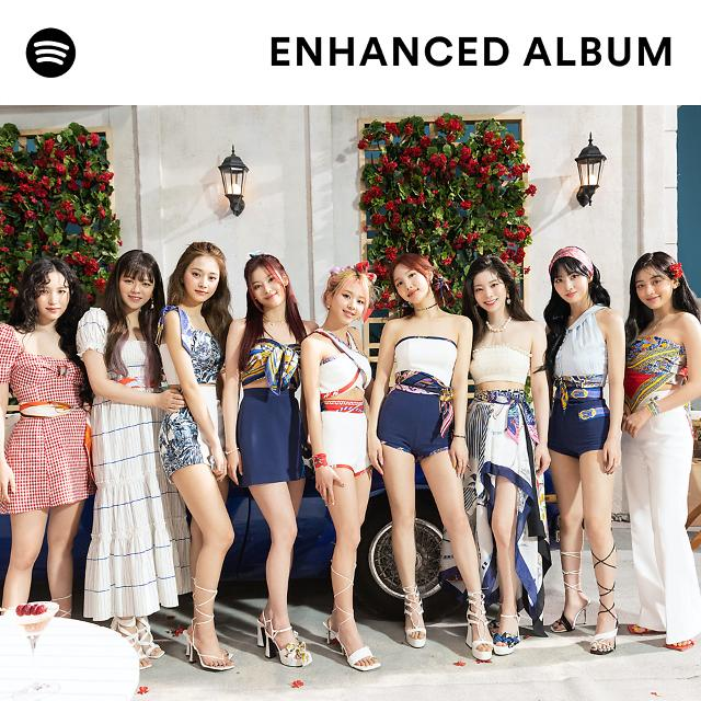 Spotify to unleash enhanced album for TWICEs Taste of Love