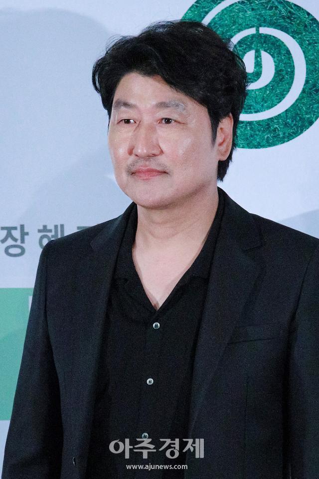 송강호, 칸영화제 경쟁부문 심사위원 위촉…한국 영화인 5번째