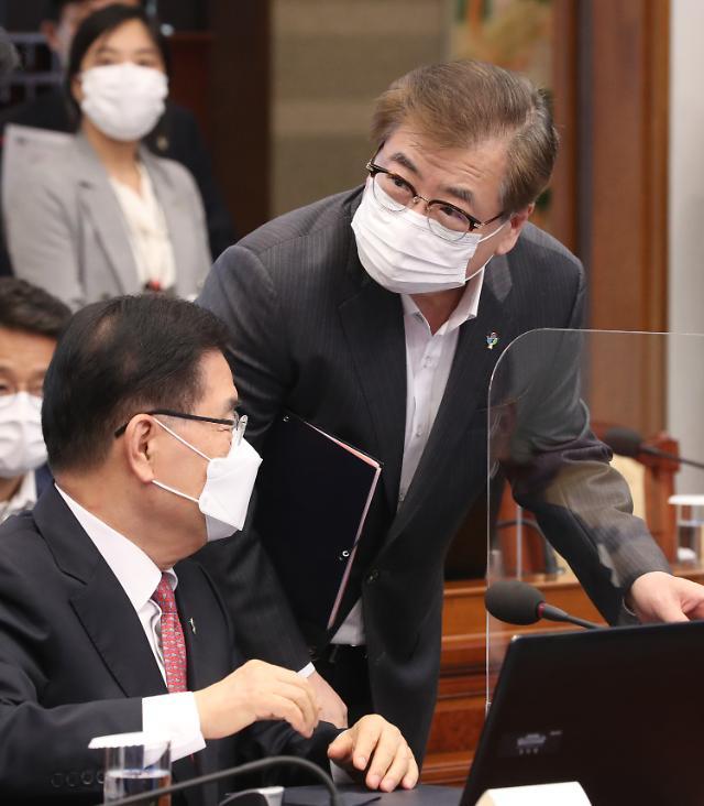靑 NSC, 英 G7 회의와 양자 정상외교 준비 현황 점검