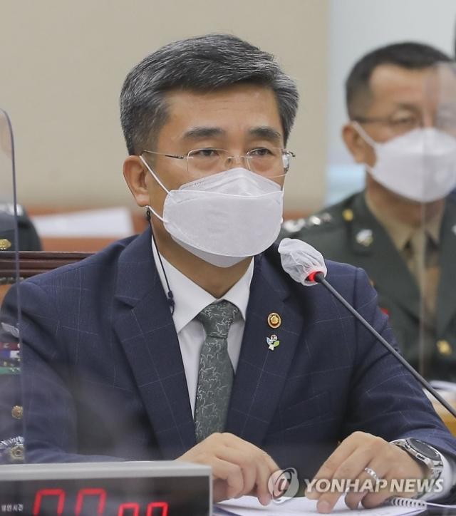 서욱·남영신·부석종 등 육·해·공군 15명 코로나19 음성 판정