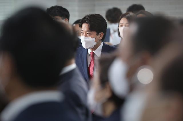 국민의힘 당 대표에 이준석…최고위원 조수진 배현진 김재원 정미경