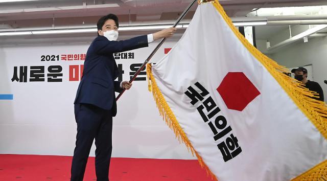 八零后首登政治舞台 李俊锡改写韩国历史