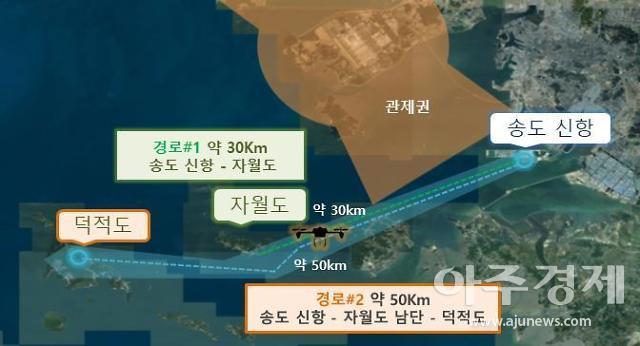 인천공항공사, K-드론시스템 실증사업 2개 분야 최종 사업자로 선정