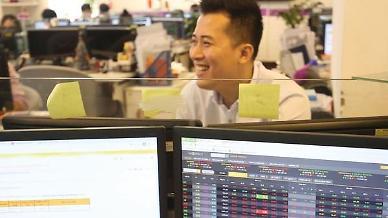 [베트남증시 마감] 국내외 투자자 순매수세에 하루 만에 반등…1350대 복귀