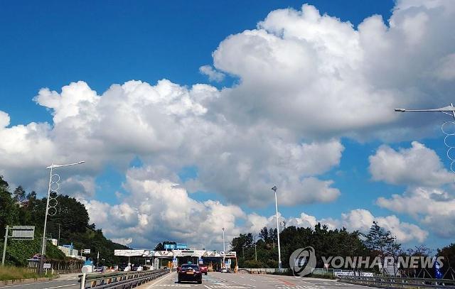 [내일날씨] 전국 맑은 하늘 회복…한여름 더위