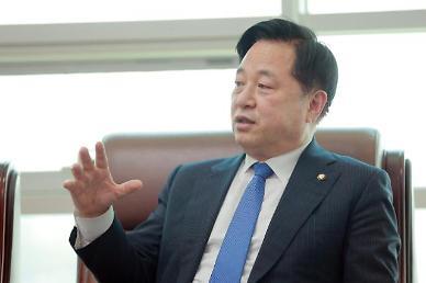 """김두관, 문 대통령에 사과 """"큰 형님 죄송, 앞으로 잘하겠다"""""""