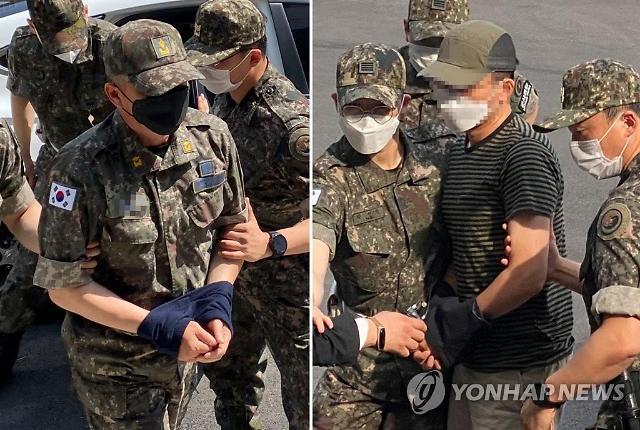 군사법원, 사망 공군 女중사 '2차 가해 혐의' 상관 2명 구속