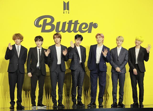 빌보드·오리콘 휩쓸고 평판 1위 등극한 방탄소년단