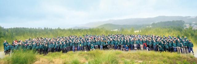 LG전자, 스페인서 환경보호 앞장...나무 400만 그루 심는다