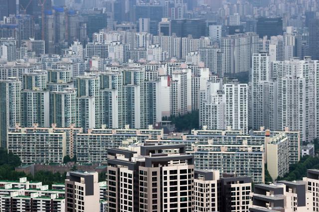 统计:首尔17%公寓住宅房龄超过30年