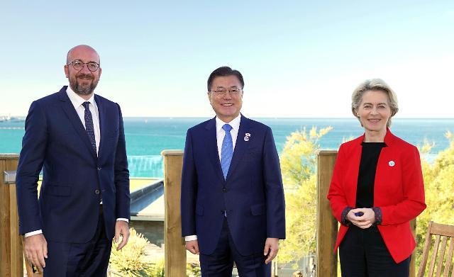 文在寅G7峰会强调共同应对疫情危机 韩国加速布局全球疫苗枢纽战略