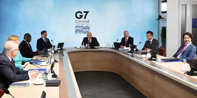 G7 압박 맞선 중국의 거센 응수…결코 성공 못할 것