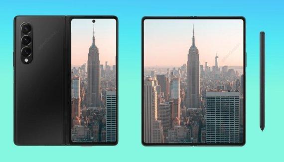三星电子新款折叠屏手机有望于8月3日发布