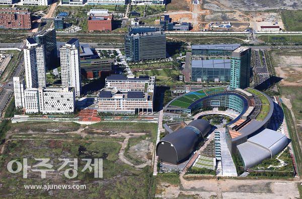 인천경제청, IGC와 활성화·상생협력 간담회 개최···우수학생 유치 '박차'