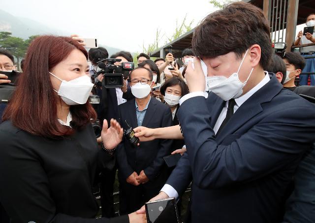 """대전·광주 오가며 관례 깬 이준석 """"여의도의 새로운 표준"""""""