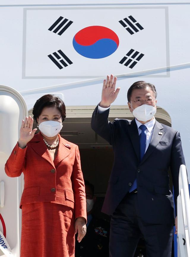 [文 다자 외교] ①G7 정상회의서 기후 환경·글로벌 백신 허브 주도