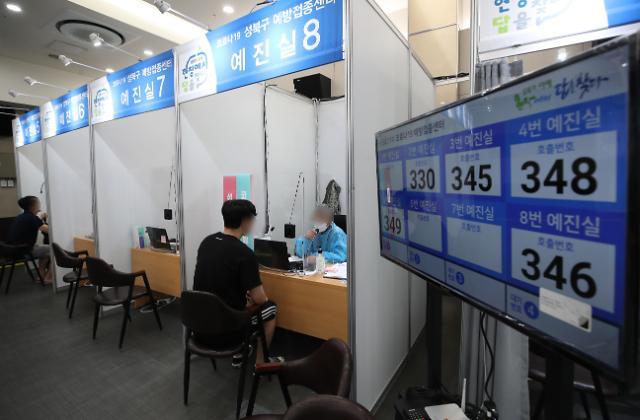 韩国新冠疫苗首剂接种人数突破1300万 提前完成上半年计划