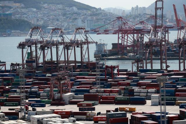韩今年出口或达历史最好水平 确保物流顺畅成关键