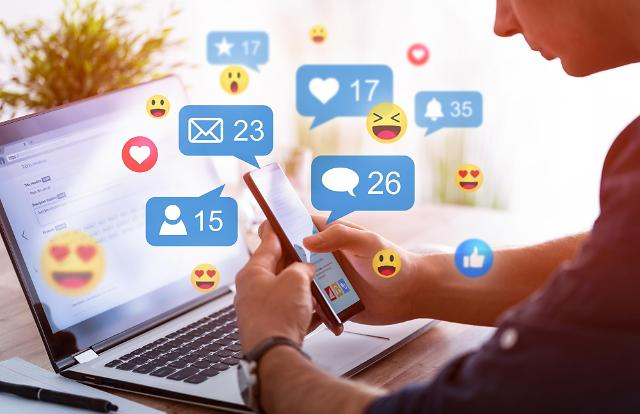 韩国居民社交媒体使用率达89% 全球排名第二