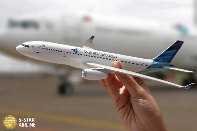 [NNA] 印尼 가루다-日 칸사이 항공편, 7~10월 말까지 운휴