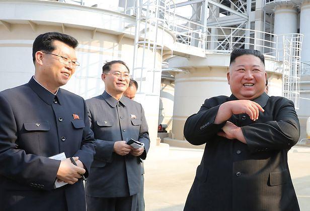 북한 전원회의서 사라진 박태성 선전 비서...실각설 무게