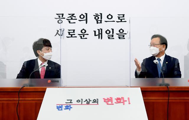 이준석, 아빠 친구 김부겸과 첫 회동...여·야·정 협의체 재가동 합리적