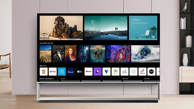 글로벌 TV 시장 3大 키워드는 '50인치·미니 LED·OTT'
