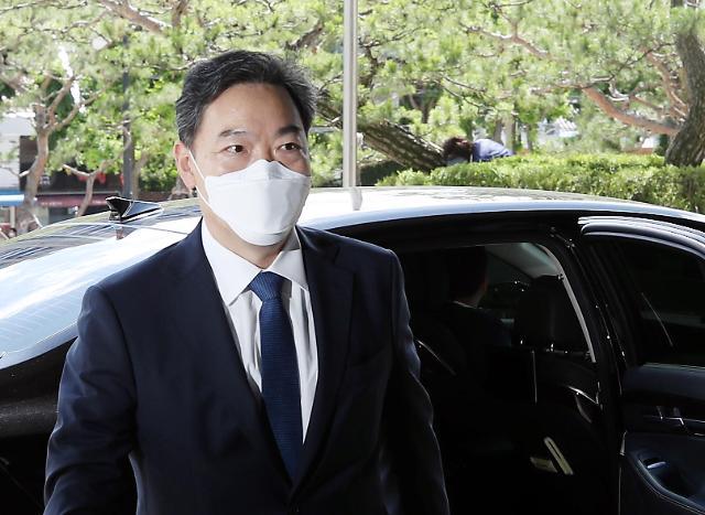 서울중앙지검 尹 가족·측근 사건 주례보고 대상 아냐