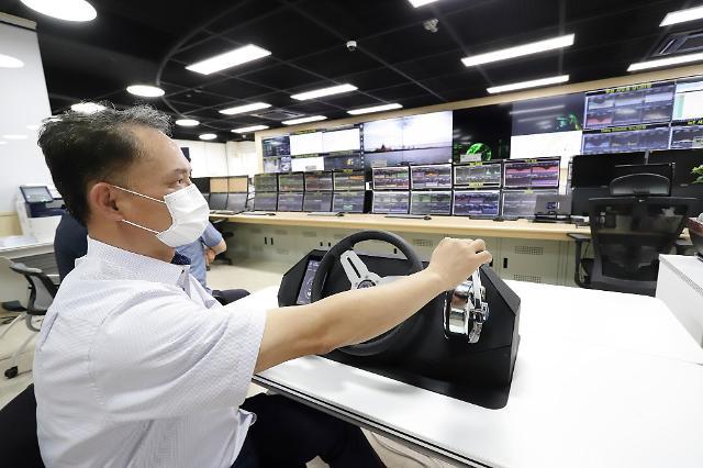 Hyundai shipbuilders self-sailing boat makes successful test voyage
