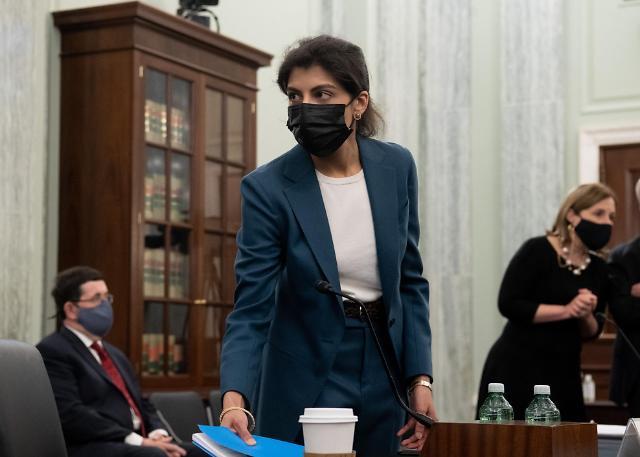 [글로벌人사이드] 신임 미 공정위원장에 리나 칸...빅테크 반독점 규제는 이제 정론